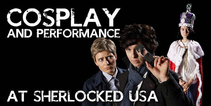 Sherlock Cosplay USA