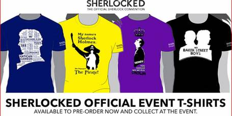 Pre-Order Event T-Shirts!